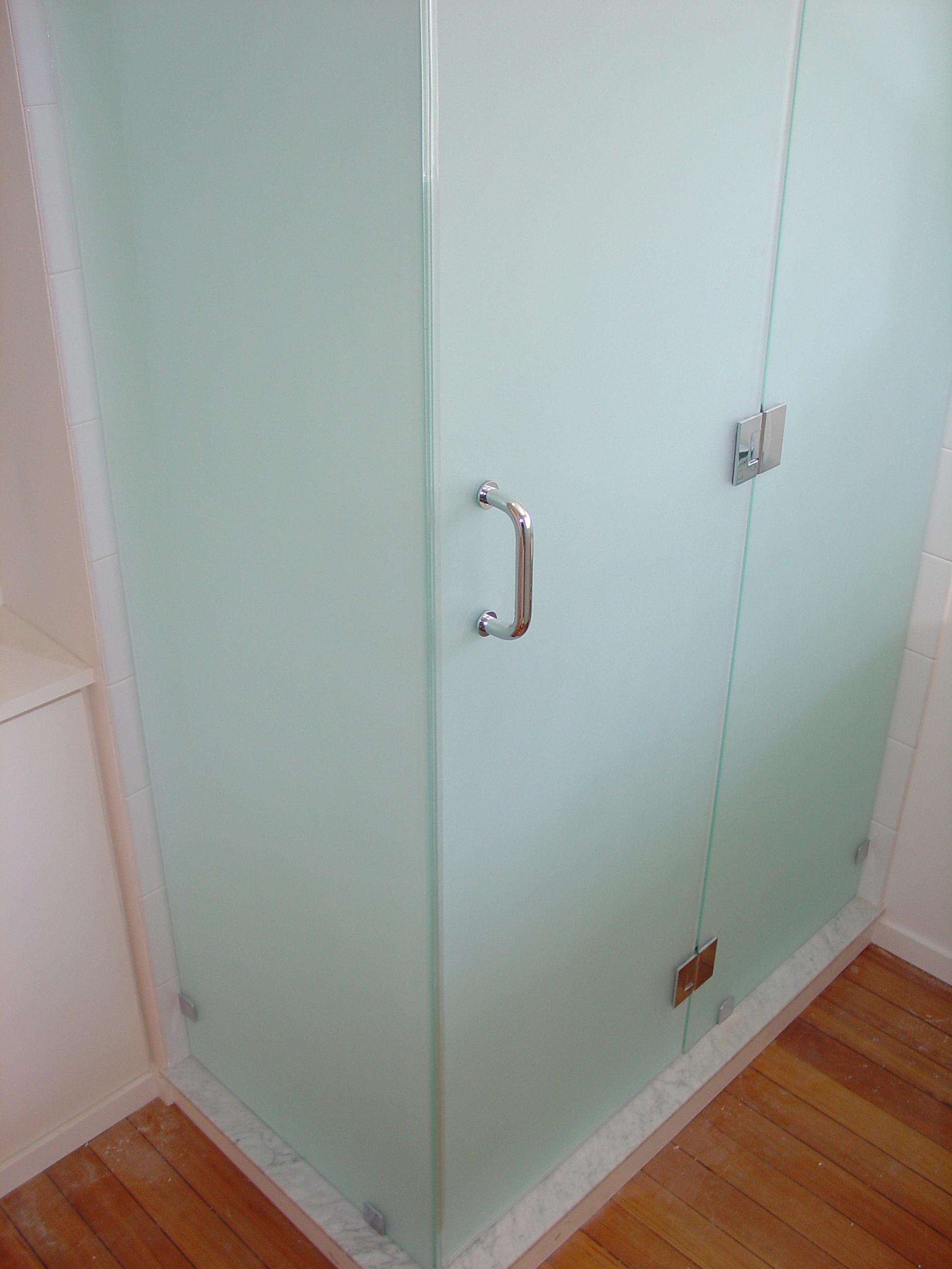 Heavy Shower Doors