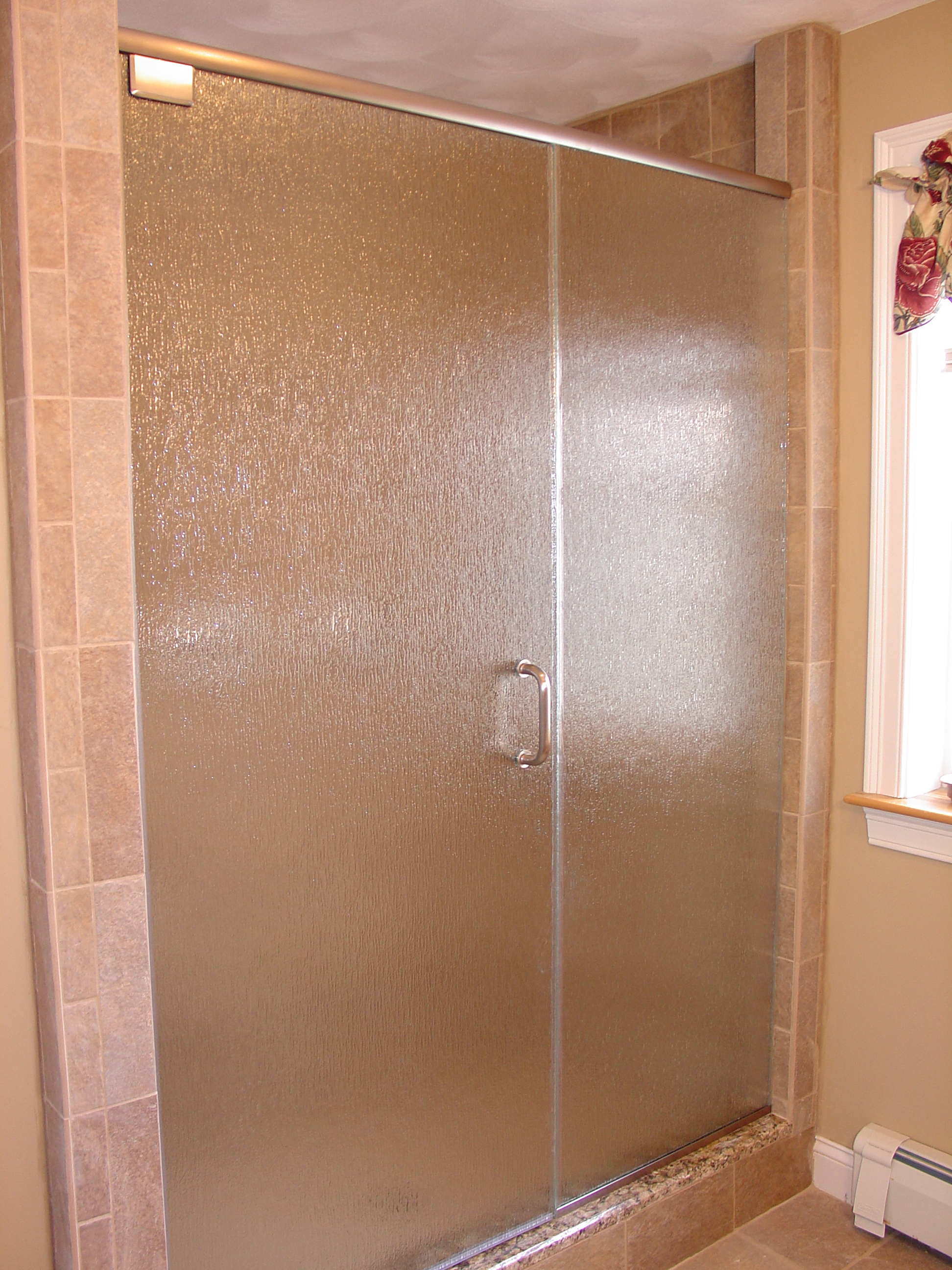 Heavy Shower Doors